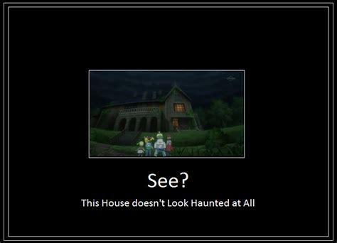 Haunted House Meme - ash haunted house meme 2 by 42dannybob on deviantart