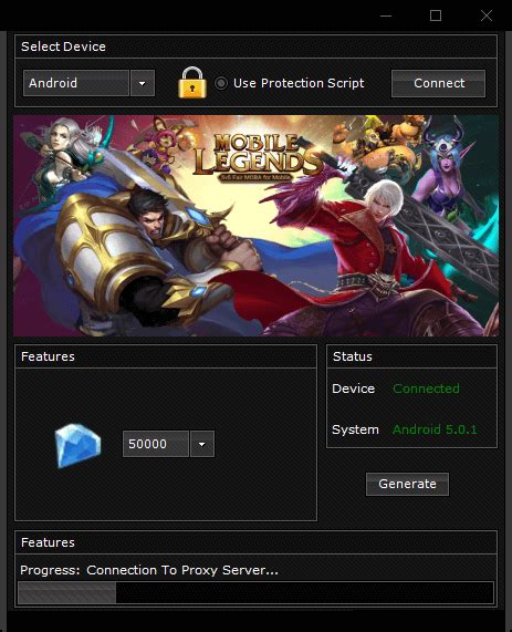 mobile legend hack tool mobile legends hack tool for add unlimited