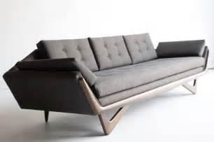 Modern sofa craft associates 174 sofa 1404 modern sofas chicago