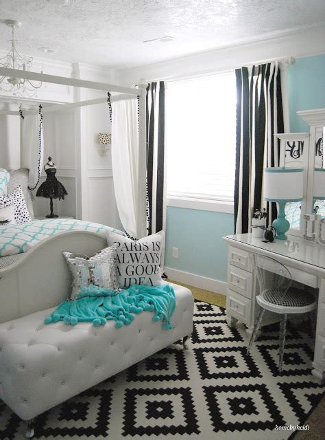 tiffany blue bedroom teenage girl bathroom tiffany blue home by heidi charming home tour town country living