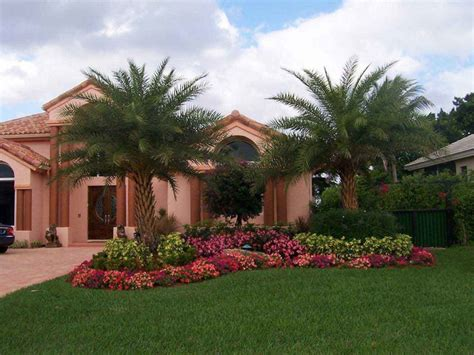 awesome florida landscaping ideas for front of house