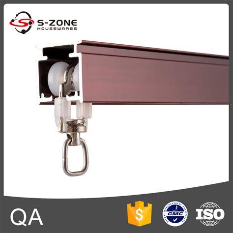 heavy duty curtain track system gd16 heavy duty outdoor curtain track system brackets