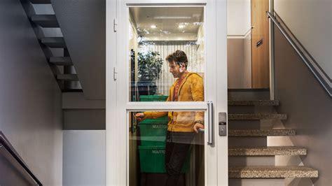 miniascensori da interno ascensori in vetro per esterni e interni kone motus con
