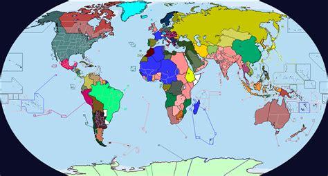 map world empires empires of the world 1919 by federalrepublic on deviantart