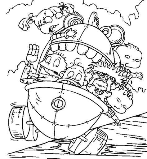 12 Printable Pictures Of Nickelodeon Page Print Color Craft Nickelodeon Coloring Pages