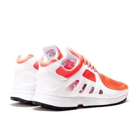 Sepatu Adidas Eqt Running 5 adidas eqt racer 2 0 solar orange running white m19195