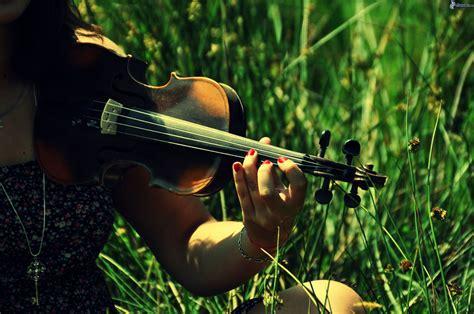 imagenes abstractas de violines violinista