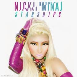 Nicki minaj starships by headbitchyeah on deviantart