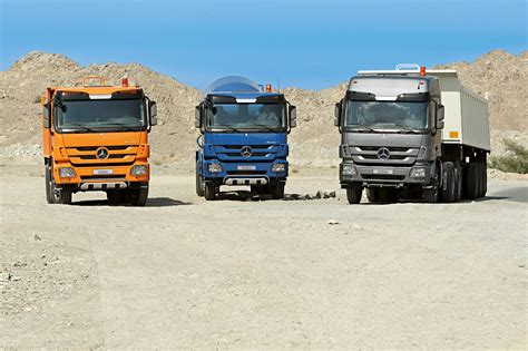 Mercedes Application by Applications Actros Trucks Mercedes