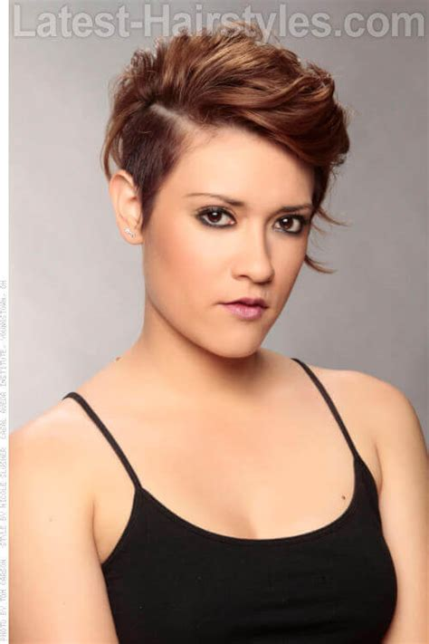 undercut haircuts for round face the 17 best haircuts for a round face