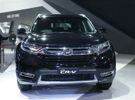 All New Honda Crv 2018 by Honda Amaze All New Cr V Civic Indian Appearance