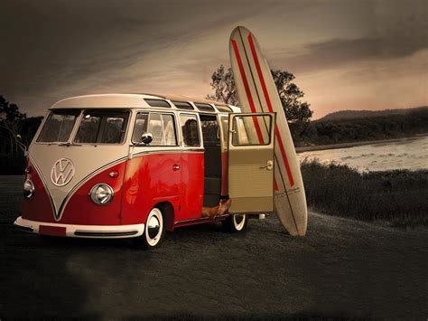 volkswagen old van bringing the wanderlust into the digital space co