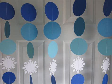 frozen themed decor adornos de papel para cumplea 241 os de frozen manualidades