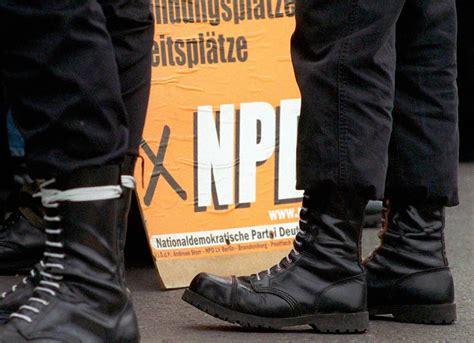 neonazi demo  bringen die offenburger verbote