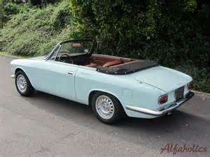 Alfa Romeo Gtc 1965 Giulia Gtc Restoration