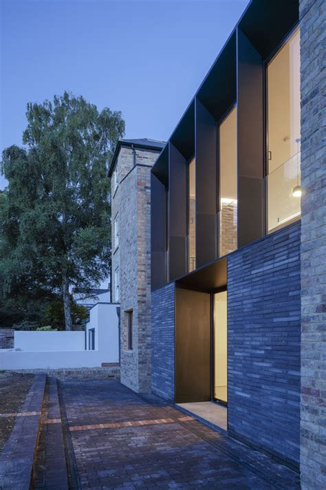 martin architects semi detached delvendahl martin architects archdaily