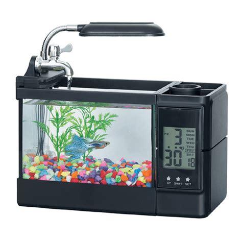 mini aquarium low voltage safty tg 03 black