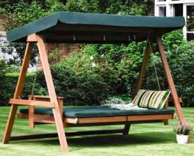 Ideas For Patio Swings With Canopy Design 29 Hanging Bed Design Ideas To Swing In The Times