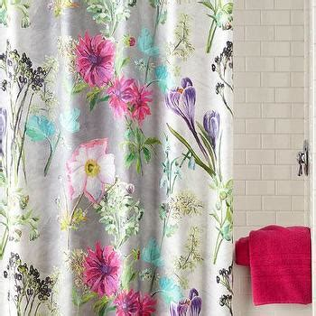 floral print shower curtain purple floral print shower curtain