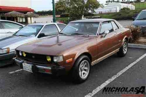 77 toyota celica purchase used 77 toyota celica gt in oceanside