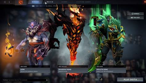 wallpaper dota 2 reborn dota 2 reborn dota 2 reborn update detailed new