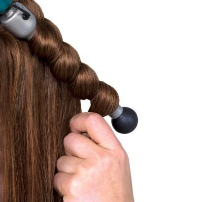 best wands for natural hair bed head rock n roller 2 in 1 bubble curling iron wand