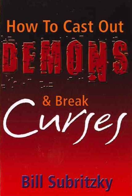 cast out demons curses charisma christian ministries