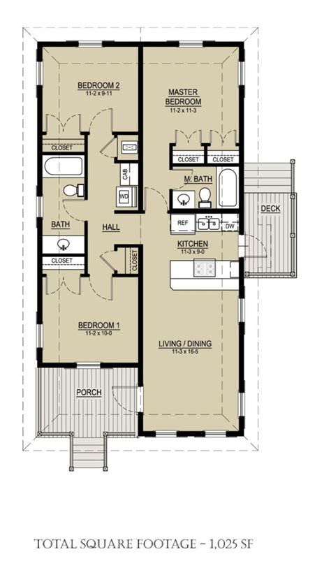 Floor Plan For 2 Bedroom House by Bedroom House Plans With Open Floor Plan Australia