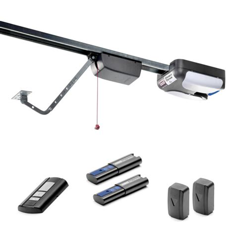 Drive Garage Door by Direct Drive Garage Door Opener