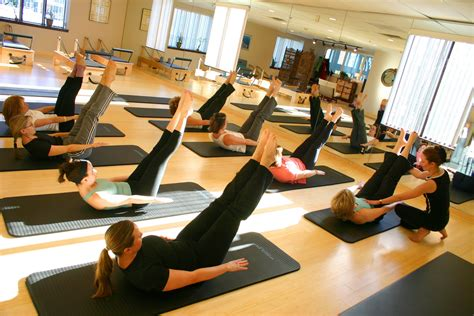 Pilates Mat Class truselfsportingclub truself sporting clubs mat
