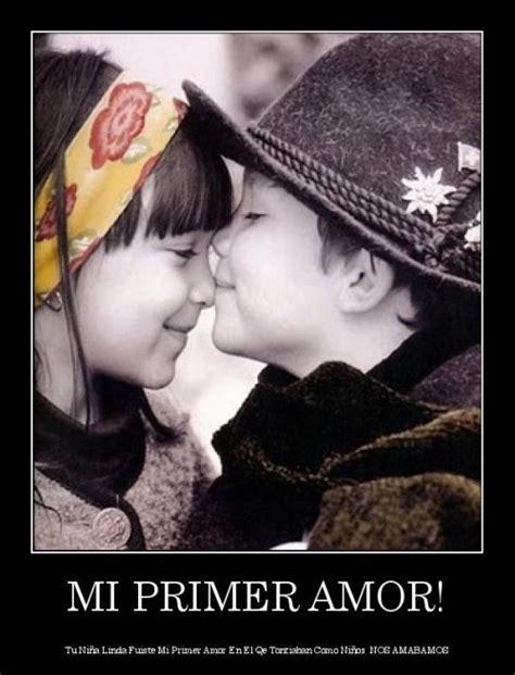 imagenes tiernas niños mi primer amor te amo web imagenes de amor