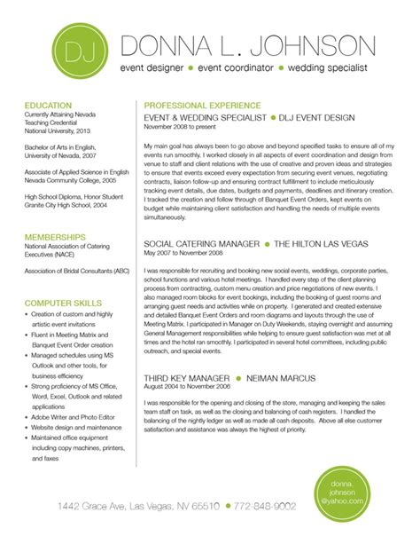 Resume Template Word Colour Loren S World Loren S World Trends