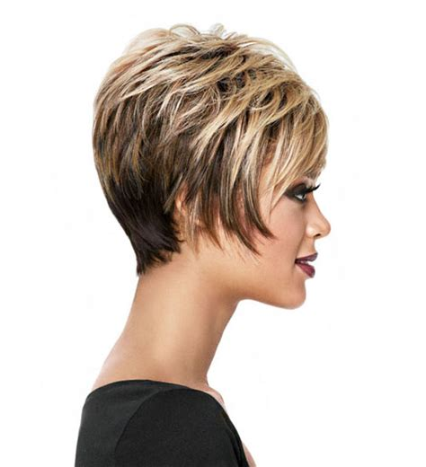 stacked hairstyles thin stacked short haircuts ideas 2016 ombre hair info