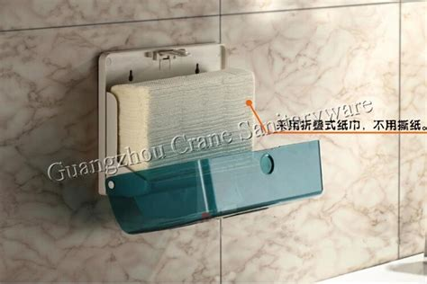 How To Fold Tissue Paper In A Box - z fold tissue holder toilet paper holder hotel paper