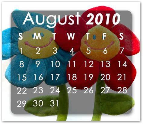 Como Hacer Un Calendario Con Fotos C 243 Mo Hacer Y Descargar Un Calendario 2010 Gratis Con Fotos