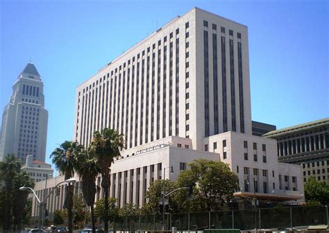 California District Court Search United States Court House Los Angeles