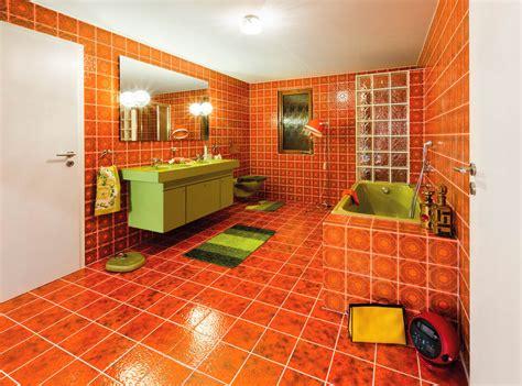 badezimmer 50er de badkamer in de jaren 70 in europa azi 235 en zuid