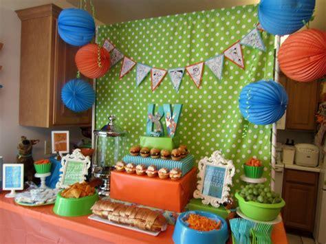 Scooby Doo Baby Shower Decorations by Celebration Scooby Doo Birthday It Forward