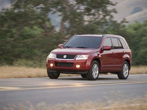 Suzuki Diesel Grand Vitara Suzuki Grand Vitara 2011 Car Wallpapers 08 Of 26
