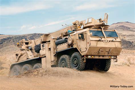 military trailer cer oshkosh mmrs heavy recovery vehicle military today com