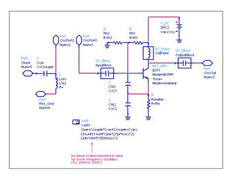 oscillator layout guide power supply circuit next gr