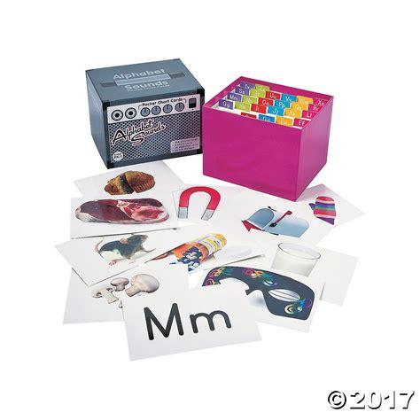 card supplies canada alphabet sounds pocket chart cards set supplies