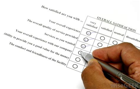 What Is Survey - what is a perception survey with pictures