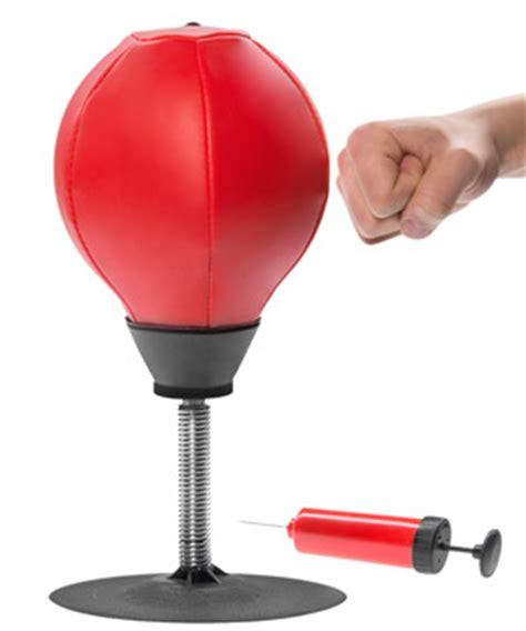 punchingball schreibtisch desktop punching bag