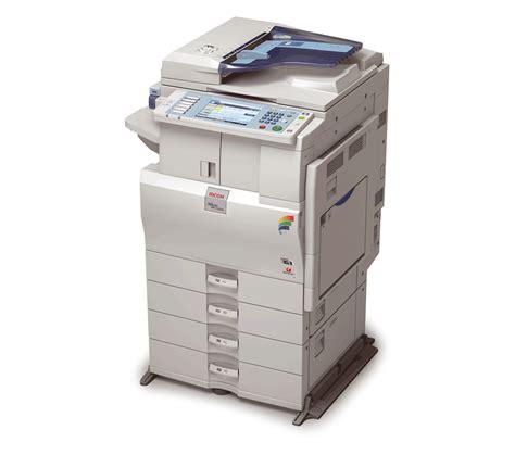 photocopieur bureau ricoh aficio mp c2551 photocopieurs couleur de bureau a4 a3