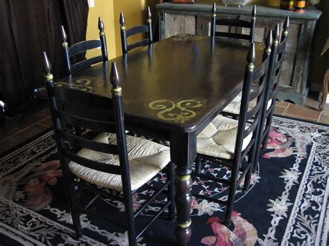 black distressed dining black distressed dining classic and modern designs