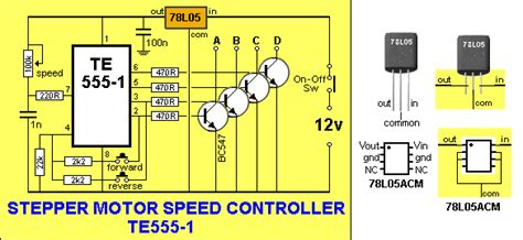 Mc33887apvw Chip Driver Motor H Bridge 5a how to produce digital pulses using 555 timer ic for