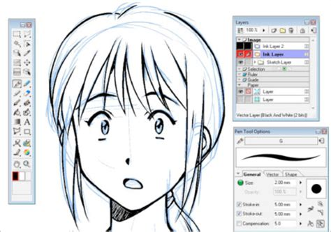 free online drawing tools manga studio ex free download latest version in