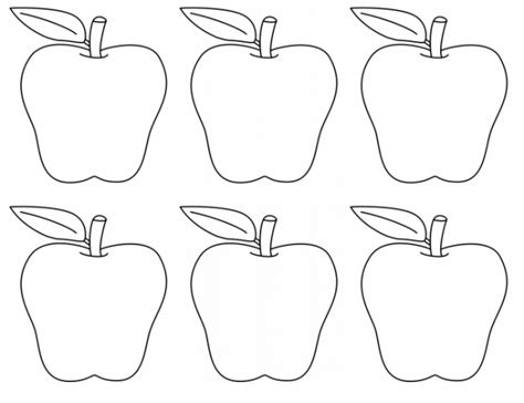 card templates for pages apple 10 apples up on top preschool activities a mom s take