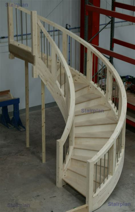 Winding Stair Winder Staircases From Stairplan The Manufacturers Of